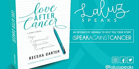"""Love After Cancer"" Book Signing @ The Book Lady (September 2020) tickets"
