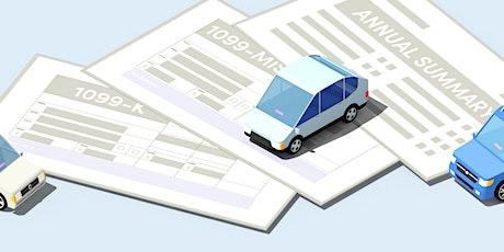 Tax Workshop tickets