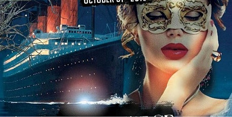 Titanic Masquerade - Pier Pressure SF Halloween Party Cruise tickets