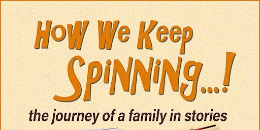 """How We Keep Spinning...!"" Book Signing & Brunch Fundraiser"