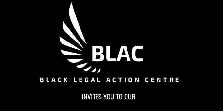 Black Legal Action Centre: 2020 Annual General Meeting tickets