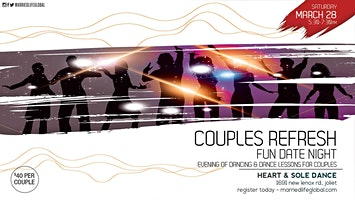 COUPLES REFRESH - FUN DATE NIGHT