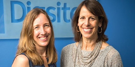 Founders' Series and happy hour: Monika Wingate and Jane Boutelle, Digsite tickets
