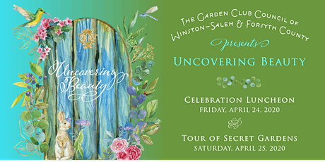 Corporate Sponsor Uncovering Beauty: Garden Tour & Luncheon tickets