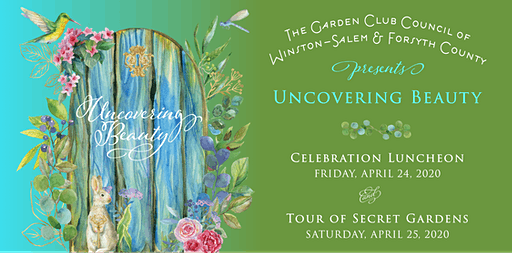 Corporate Sponsor Uncovering Beauty: Garden Tour & Luncheon