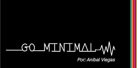 Go Minimal em Évora - Um jogo que faz acontecer tickets