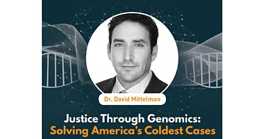 Justice Through Genomics: Solving America's Coldest Cases