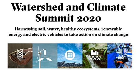 Watershed & Climate Summit 2020 tickets