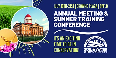 AISWCD Annual Meeting & Summer Training Conference tickets