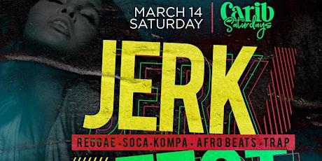 JERK FEST at SOBs w| FREE JERK CHICKEN & RUM PUNCH ! tickets
