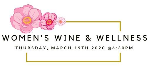Women Wine & Wellness