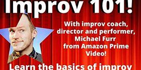 Michael Furr's Improv 101 Workshop at the Ellicott Silly Comedy Festival. tickets