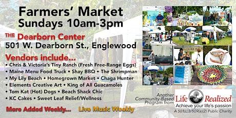 Sunday Farmers' Market tickets
