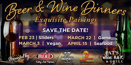 The Beer & Wine Series tickets