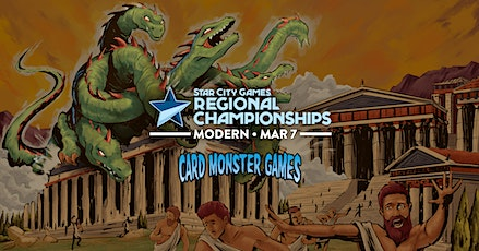 Star City Games Regional Championships – Knoxville, TN – CardMonsterGames tickets