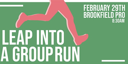 Leap Day Run - PRO Brookfield