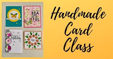 Handmade Card Class