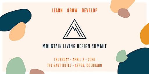 Mountain Living Design Summit