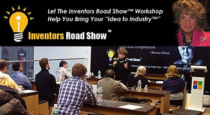 SPRING FORWARD YOUR IDEA MARCH 25th & LEARN HOW TO TURN IT INTO A REALITY!! tickets
