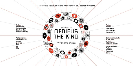 Oedipus the King tickets