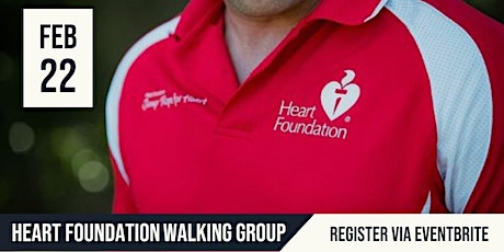 Cafe 25 | Heart Foundation Walking Group tickets