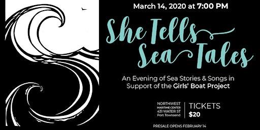 She Tells Sea Tales 2020