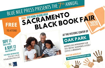 The 7th Annual Sacramento Black Book Fair (SBBF) tickets