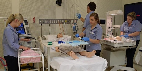 LRHS 2020 Nursing Careers Day - Student Registration tickets