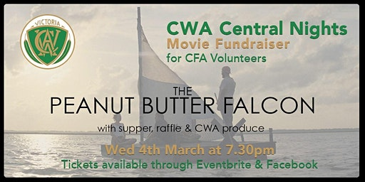 CWA Central Nights Movie Fundraiser