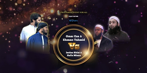 Omar Esa & Ehsaan Tahmid Vs Hafiz Mizan & Imtiaz Sidat - Bradford