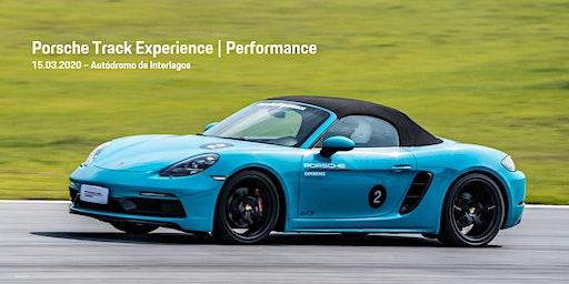 Porsche Track Experience - Nível 2 | Performance