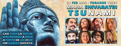 MahaShivaratri Tsunami - 8 Horas entradas