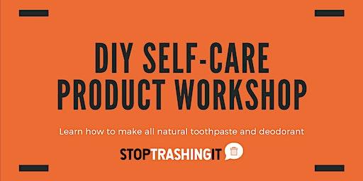 DIY Self-Care Product Workshop