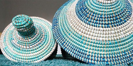 CANCELLED Basket weaving workshop tickets