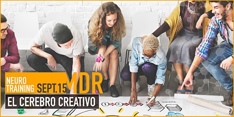 El cerebro creativo MAD tickets