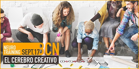 El cerebro creativo BCN tickets