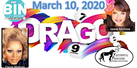 Drago!!! March 10- Benefiting Faithful Friends Animal Sanctuary tickets