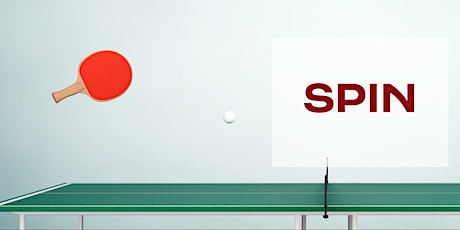 SPIN!  Shelter Cove Weekly Ping Pong Tournament tickets