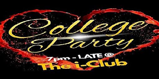 College Party ★ (Mon 17th Feb) student promoter Miami