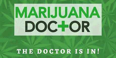 Marijuana Doctor is in Brickell - Come Get Your Risk Free Evaluation tickets