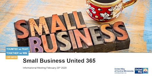 Small Business United 365 Information Meeting