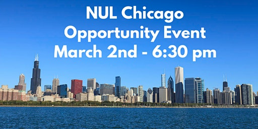 NUL Chicago Opportunity Event