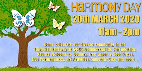 Harmony Day 2020 tickets