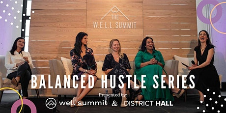Balanced Hustle Series - Kickoff Event tickets