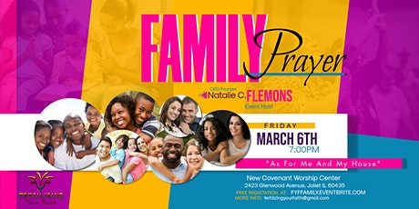Family Prayer Gathering tickets