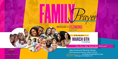 Family Prayer Gathering