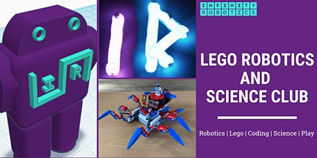 Taster Session - Lego Robotics and Science Club - Kinghorn Ecology Centre tickets