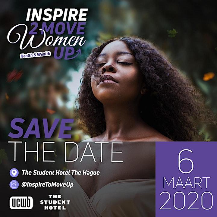 Afbeelding van Inspire To Move Women Up: Health & Wealth
