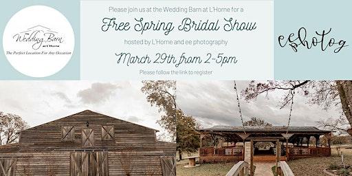 FREE Spring Middle Georgia Bridal Show