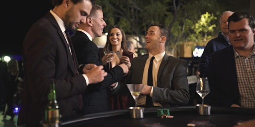 2nd Annual: James Bond High-Stakes Charity Poker Night